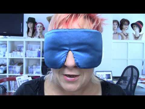 Schlafmaske - makeupcoach-Tipp