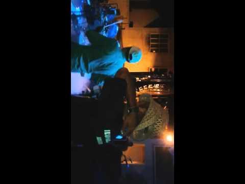 Aniversário da cidade em Abaíra com a banda trio c