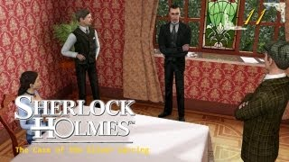 Sherlock Holmes (Video Games) - The Secret of the Silver Earring - Pt.11