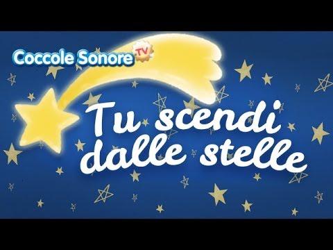 , title : 'Tu scendi dalle stelle - Canzoni per bambini di Coccole Sonore'