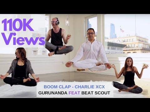 Boom Clap – Charli XCX – Yoga Breathing GuruNanda & BEAT SCOUT – Official Music Video