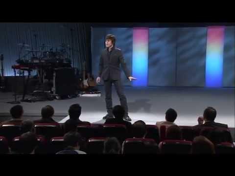 Joseph Prince – Imperfect Faith Not A Barrier to God's Grace – 22 Jul 2012