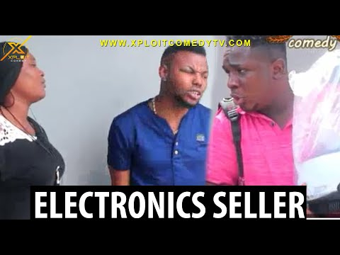 The Electronics Seller 😂😂 (Xploit Comedy)