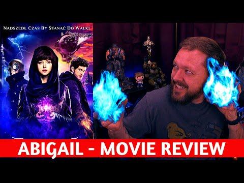 Abigail - Movie Review (Steampunk Fantasy Movie!!)