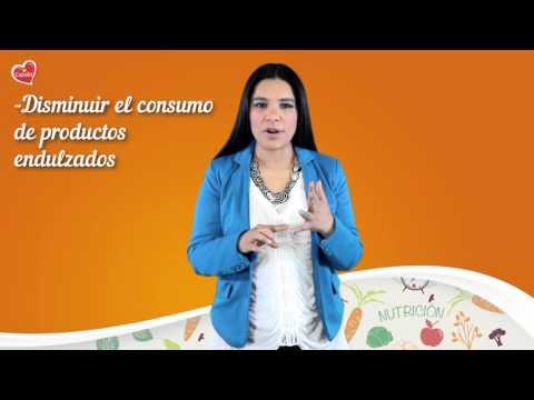 Aprende a consumir edulcorantes