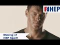 Making of: Mi znamo prepoznati pravu energiju   HEP Sport (reklama)
