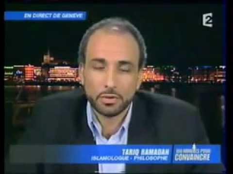 Tariq Ramadan estaxé par les médias français comme un islamiste antisémite, sexiste et réactionnaire