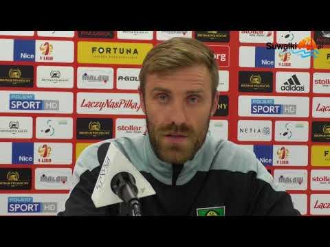 Wigry Suwałki - GKS Katowice 0:2. Górą doświadczenie GieKSy