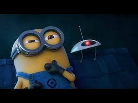 Little Alien Ship – Funny Minions Video