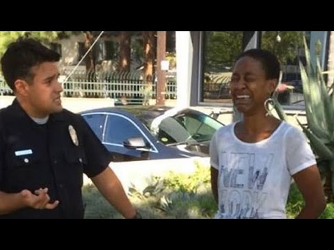 Actress - Actress Daniele Watts was humiliated after she was arrested and handcuffed for kissing her boyfriend in the front seat of his vehicle with the doors open, ------------------------------------...