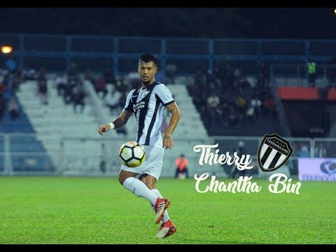 Cambodian Player Thierry Chantha Bin Skills And Passing In 2018