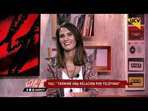 video Yasmín Vásquez relata cómo terminó su compromiso matrimonial por teléfono