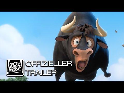 FERDINAND - Geht STIERisch ab! | Trailer 1