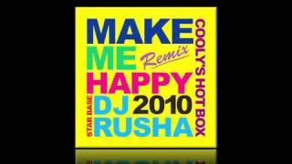 V.A. - COOLY'S HOT BOX - MAKE ME HAPPY 〜DJ RUSHA REMIX〜