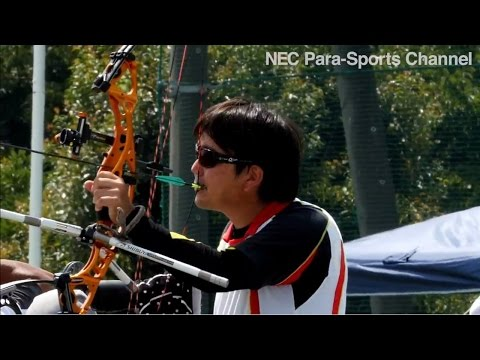 NEC Para-Sports Channel, Archery [NEC official]