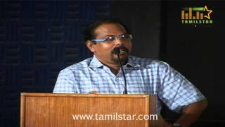 Director Stalin at Pappali Movie Audio Launch