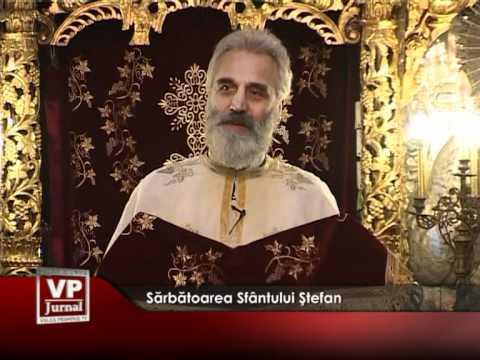 Sărbătoarea Sfântului Ştefan