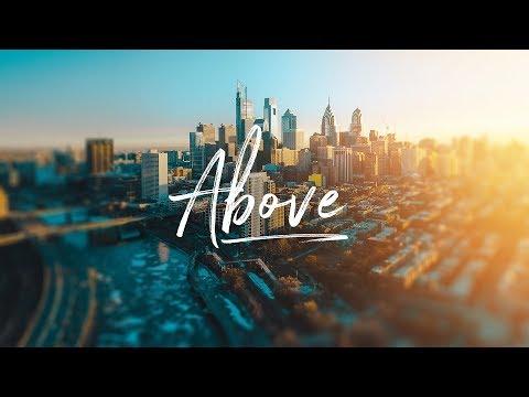 Philadelphia Aerial Time lapse (4k) (видео)