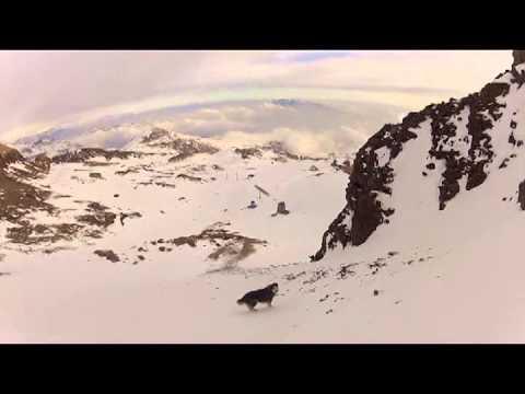 Andy Traslin - Valle Nevado to La Parva