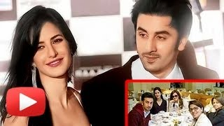 Katrina Kaif Meets Ranbir Kapoor And His Mother Neetu Kapoor