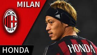 Video Keisuke Honda • Milan • Magic Skills, Passes & Goals • HD 720p MP3, 3GP, MP4, WEBM, AVI, FLV November 2018
