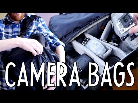 Best Camera Bags – How To Pack for Run and Gun Photo/Video