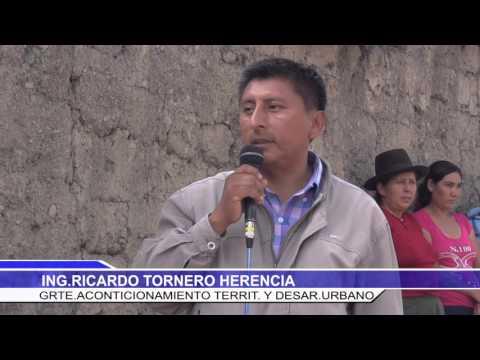 MUNICIPALIDAD DE ABANCAY INICIO OBRA DE MEJORAMIENTO DE LA TRANSITABILIDAD EN EL SECTOR SUR DE NUESTRA CIUDAD.