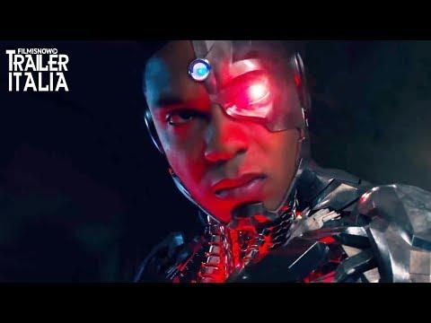 JUSTICE LEAGUE   Ray Fisher è Victor Stone - Cyborg