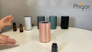 Nebulizing Diffuser Perfume Diffuser Supplier Fragrance Diffuser Distributor youtube video