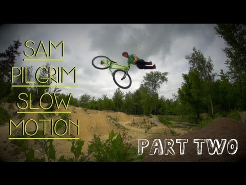 Mountain Bike News - SAM PILGRIM - slow motion - EPISODE TWO