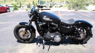 10. 2012 Harley Davidson XL1200X Sportster Forty-Eight