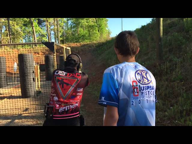Hanzel Miranda - PRPSA - USPSA AREA 6 Pistol Championship Stage 9