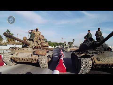 قوتنا المسلحة الباسلة تبسط سيطرتها على ميناء بنغازي البحري وتشرع في عمليات تمشيطه وإزالة العوائق والسواتر المحيطة به (محصلة)