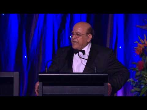 2012 Ethnic Business Awards – Founder & Chairman Speech – Joseph Assaf AM