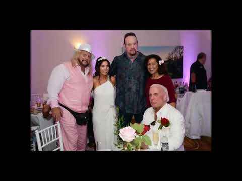 The Undertaker in rare picture sighting as WWE legend attends Ric Flair's wedding