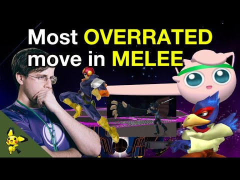 The Most OVERRATED Move in Super Smash Bros Melee
