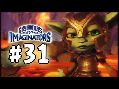 Skylanders Imaginators - Gameplay Walkthrough - Part 31 - Fire Realm!