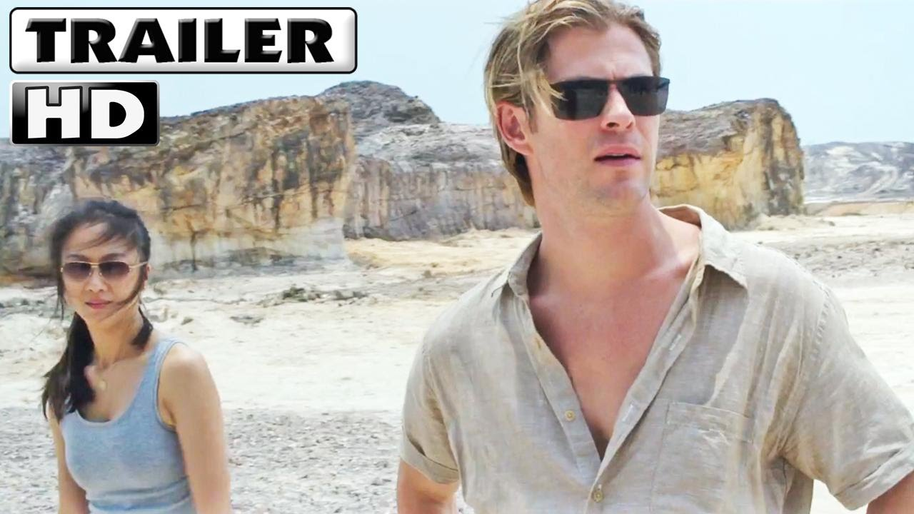 Trailers – Blackhat (Amenaza En La Red) (2015)
