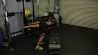Strong Exercises for the Hamstrings&Gluteus Maximus : Strengthening&Conditioning