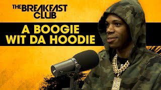 Video A Boogie Wit Da Hoodie Talks Repping NY, Label Issues, No Promises & More MP3, 3GP, MP4, WEBM, AVI, FLV September 2018