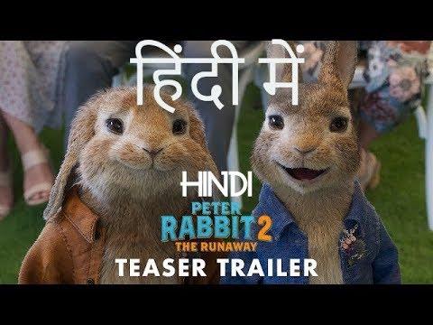 Peter Rabbit 2 HINDI Trailer In Cinemas 17 April 2020