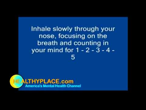 Stress Relief Breathing Exercise