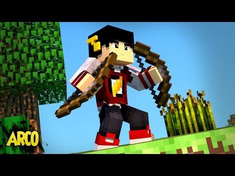 Minecraft: SKY WARS - GUERREIRO DO ARCO! ‹ AM3NIC ›