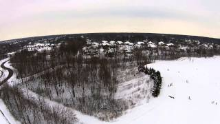 Westlake (OH) United States  city photos gallery : Dji Phantom 2 Vision watching the Sled Riders - Westlake Ohio