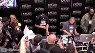 NAMM 2013 | DJ Babu & D-Styles of Beat Junkies Live Perfomance at Rane Booth | idjnow