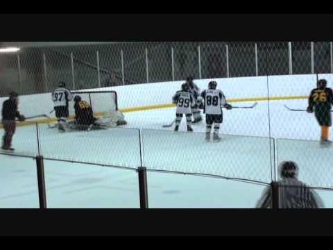 Bantam AAA 2011 Voyageur Hockey Tournament Final 2 Ottawa Ontari