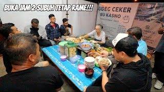 Video BUKA JAM 2 SUBUH TAPI MASIH BANYAK YANG MAKAN!!! MP3, 3GP, MP4, WEBM, AVI, FLV Juni 2019