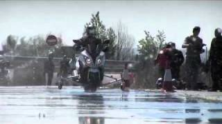 6. 2010 Kymco Xciting 500 R ABS official video