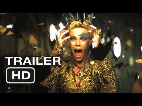 Snow White  the Huntsman Official Trailer #1 - Charlize Theron, Kristin Stewart (2012) HD