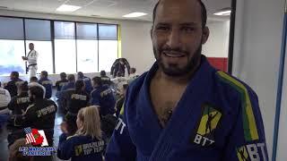 Aniss HAJJAJI Professeur Ju Jutsu Brésilien et  MMA (MRE USA)